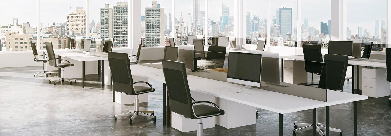 International transport of office furniture